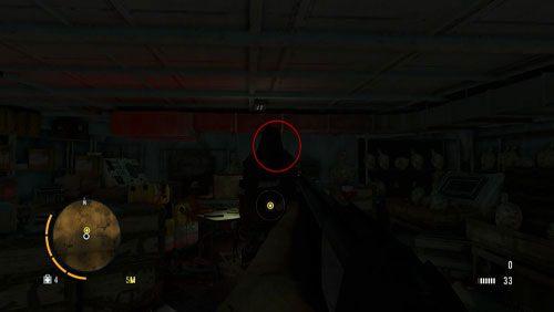 Otwórz masywne drzwi, za którymi będzie czekał odwrócony plecami do Ciebie opancerzony przeciwnik - Fragment przeszłości - Misje główne - Far Cry 3 - poradnik do gry