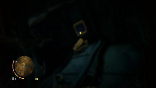 Dotrzesz do pomieszczenia z butlą oraz oknem, które możesz zniszczyć - Fragment przeszłości - Misje główne - Far Cry 3 - poradnik do gry