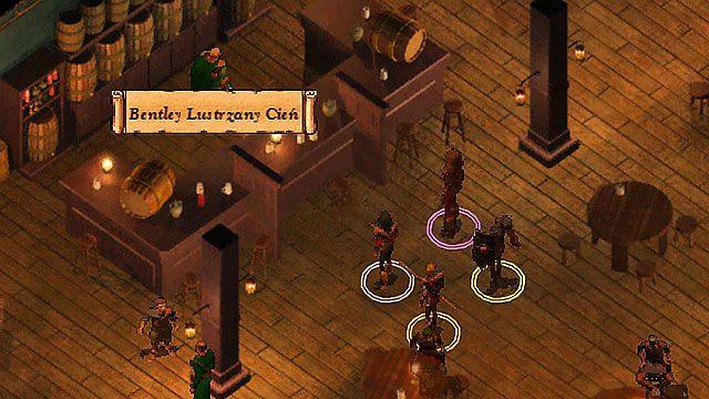Po raz pierwszy dowiesz się o lokalnych problemach rozmawiając z Bentleyem Lustrzanym Cieniem w gospodzie Pod Pomocną Dłonią [2] - Lokalne problemy (Drizzt DoUrden) - Rozdział 1 - zadania poboczne - Baldur's Gate: Enhanced Edition - poradnik do gry
