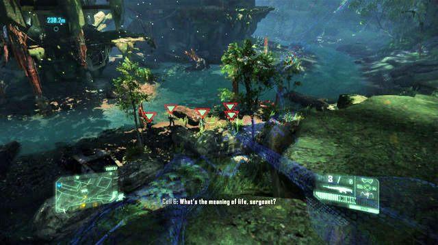 Po przerywniku podążaj za Psycho - Zniszcz tamę - The Root of All Evil - Crysis 3 - poradnik do gry