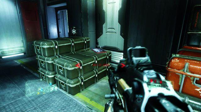 Po przeprogramowaniu panelu systemu obronnego, wy��cz pierwszy generator i wyjd� na zewn�trz - Zniszcz tam� - The Root of All Evil - Crysis 3 - oficjalny polski poradnik do gry