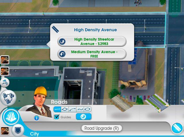 Jak budować drogi, aby osiągnąć maksimum korzyści - Drogi i transport - SimCity - poradnik do gry