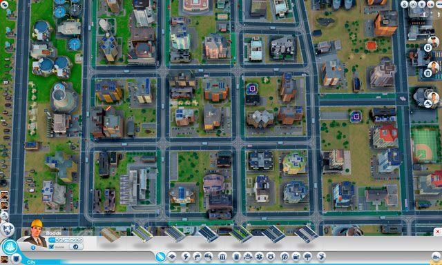 Każda metropolia prędzej czy później boryka się z problemem zatorów na drodze - Drogi i transport - SimCity - poradnik do gry
