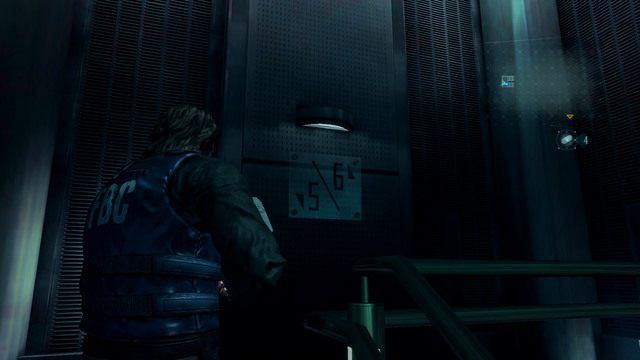 Ostatecznie dojdziesz do schodów, którymi musisz wejść na szóste piętro budynku - Duchy Veltro - część I - Epizod 3 - Resident Evil: Revelations - poradnik do gry
