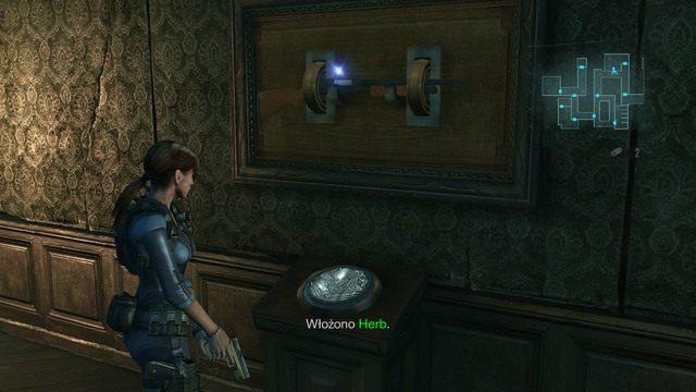 Pamiętaj również o wiszącej na ścianie strzelbie (Windham) - Duchy Veltro - część II - Epizod 3 - Resident Evil: Revelations - poradnik do gry