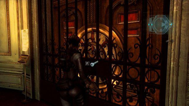 Stamtąd udaj się do pokoju komunikacji awaryjnej i zakończ epizod - Duchy Veltro - część II - Epizod 3 - Resident Evil: Revelations - poradnik do gry