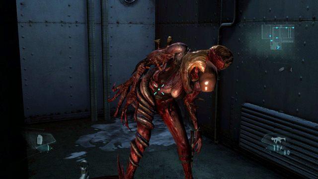 Chwilę później pojawi się nowa zmutowana bestię - Koszmar powraca - Epizod 4 - Resident Evil: Revelations - poradnik do gry