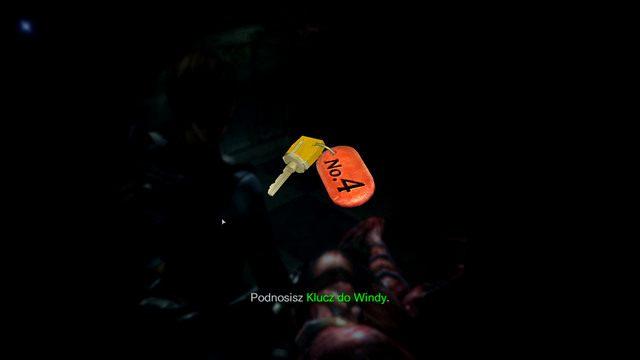 Gdy bestia padnie wreszcie martwa na ziemię, przeskanuj jej zwłoki i podnieś pozostawiony na ziemi klucz - Koszmar powraca - Epizod 4 - Resident Evil: Revelations - poradnik do gry