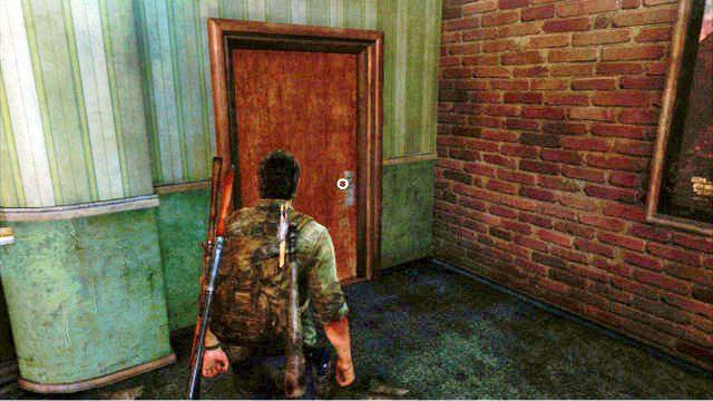 Po oczyszczeniu budynku z przeciwnik�w dobrze go przeszukaj - Samotna i porzucona - Pittsburgh - The Last of Us - poradnik do gry