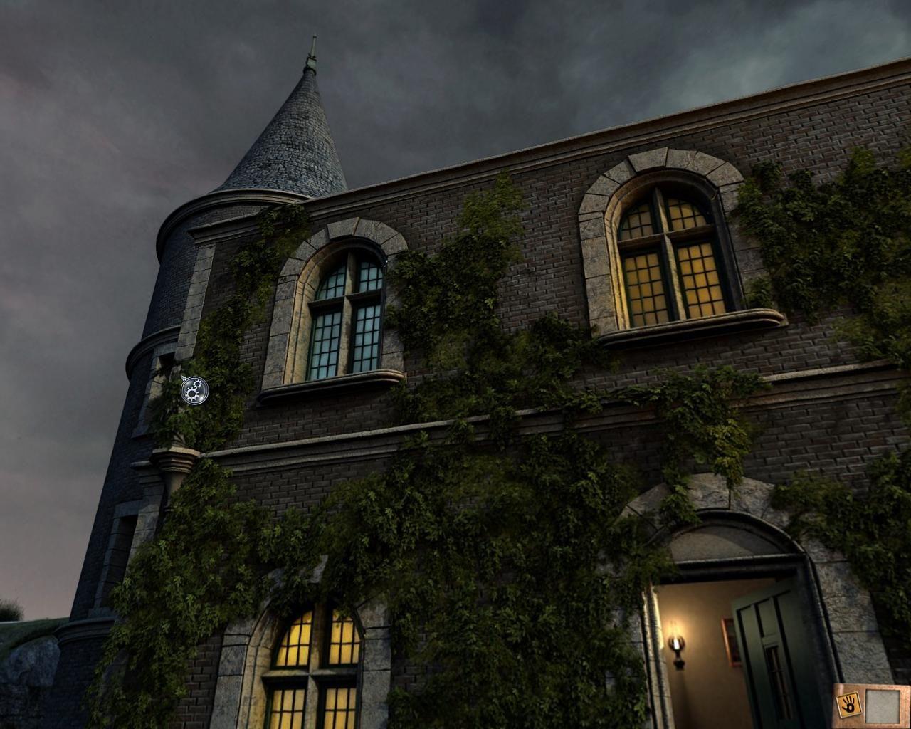 Położenie figury - Tajemnice cmentarza - Rozdział 1 - Posiadłość - Dracula 4: The Shadow of the Dragon - poradnik do gry