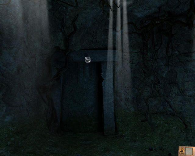 Podziemia mauzoleum - Tajemnice cmentarza - Rozdział 1 - Posiadłość - Dracula 4: The Shadow of the Dragon - poradnik do gry