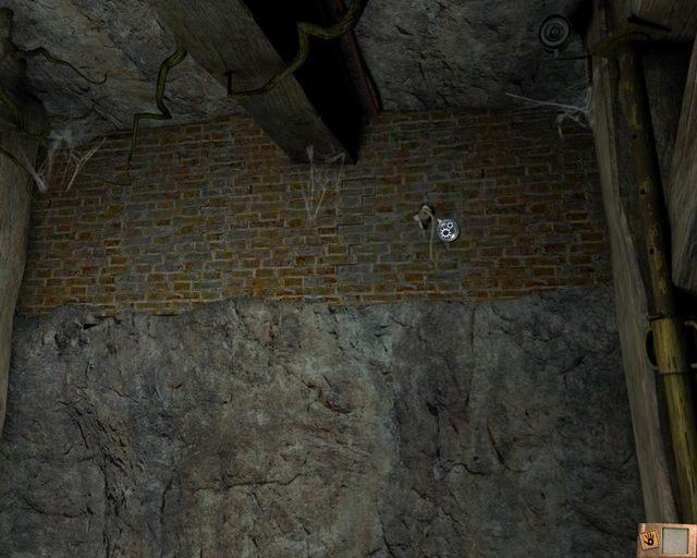 Droga wyjścia - Tajemnice cmentarza - Rozdział 1 - Posiadłość - Dracula 4: The Shadow of the Dragon - poradnik do gry