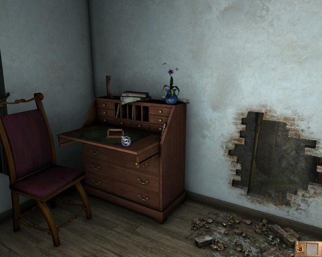 Tu odszyfrujesz kod - Tajemnice cmentarza - Rozdział 1 - Posiadłość - Dracula 4: The Shadow of the Dragon - poradnik do gry