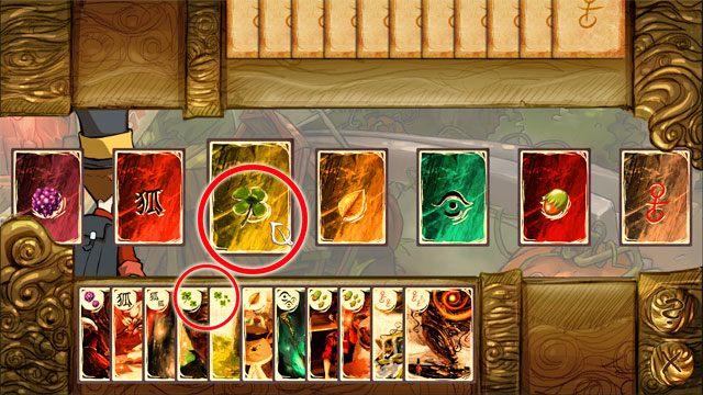 Podczas gry żądasz od przeciwnika wybranej karty - potem role się odwracają - Gra w karty Kwartet - Elementy gry - The Night of the Rabbit - poradnik do gry