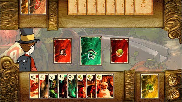 Najważniejsze abyś podczas rozgrywki zapamiętywał o co przeciwnik pytał oraz jakie karty ci zabrał - Gra w karty Kwartet - Elementy gry - The Night of the Rabbit - poradnik do gry