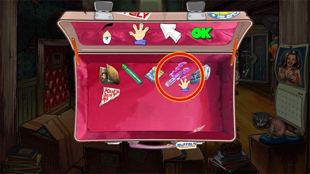 Otw�rz ekwipunek - 1. Panienka - Solucja - Leisure Suit Larry: Reloaded - poradnik do gry