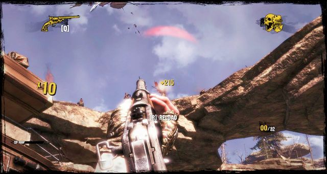 Zasadzka - 3 - A Bullet for the Old Man - Solucja - Call of Juarez: Gunslinger - poradnik do gry