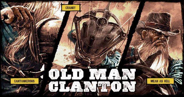 Przed jaskinią będzie na ciebie czekał Clanton za sterami działka obrotowego, które widać na załączonym obrazku - 3 - A Bullet for the Old Man - Solucja - Call of Juarez: Gunslinger - poradnik do gry