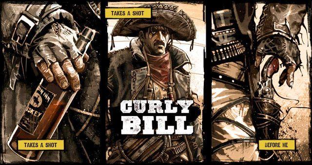 Od razu zobaczysz przed sobą skład, w którym znajdują się pocięte deski - 4 - Gunfight at the Sawmill - Solucja - Call of Juarez: Gunslinger - poradnik do gry