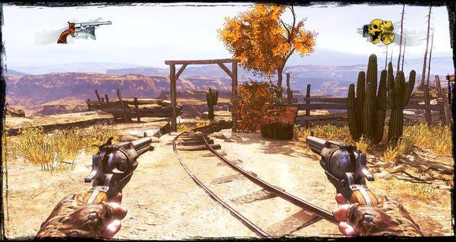 Przejście w okolice głównej kopalni - 5 - The Magnificent One - Solucja - Call of Juarez: Gunslinger - poradnik do gry