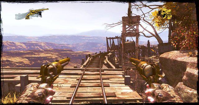 Tory, już za magazynami - 5 - The Magnificent One - Solucja - Call of Juarez: Gunslinger - poradnik do gry