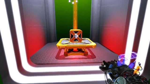 Kostka nie zajmie całego miejsca - Intermediate Platform - Akt I - Magrunner: Dark Pulse - poradnik do gry