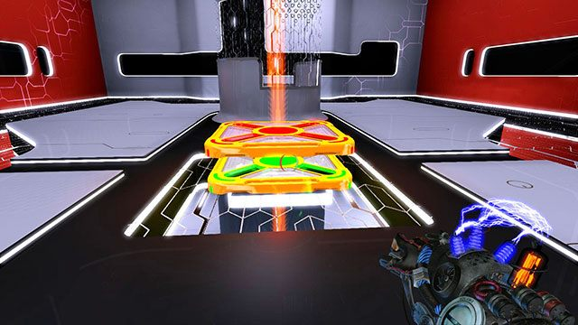 Ukryte przejście - Advanced Platform - Akt I - Magrunner: Dark Pulse - poradnik do gry