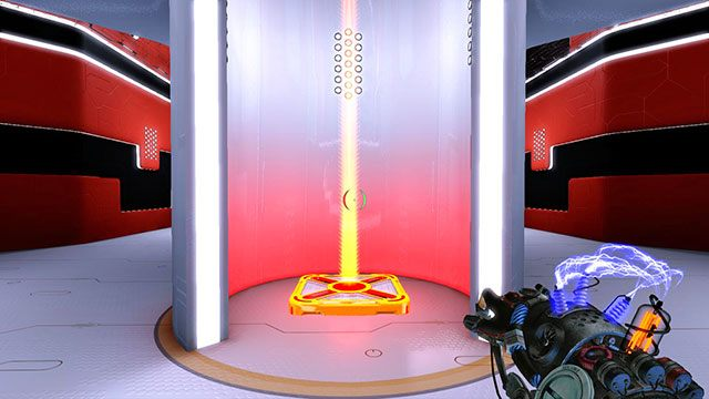 Ukryta winda - Advanced Platform - Akt I - Magrunner: Dark Pulse - poradnik do gry