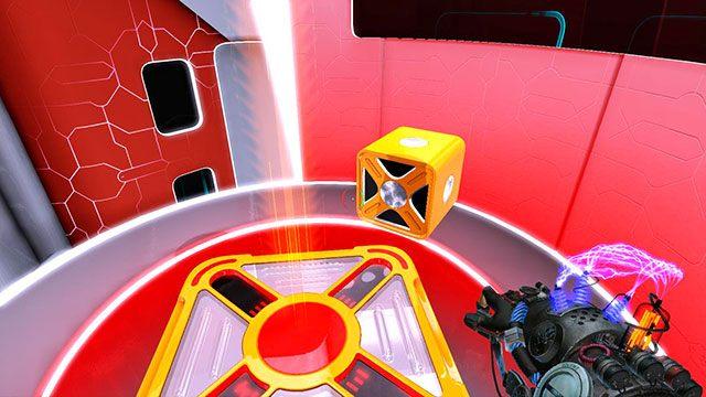 Nie przeocz kostki - Advanced Platform - Akt I - Magrunner: Dark Pulse - poradnik do gry