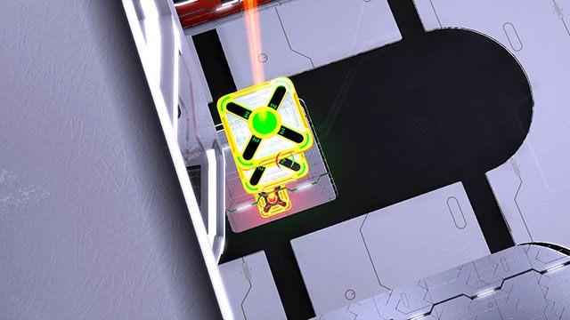Najpierw strzel w górną, by odsłonić dolną - Advanced Platform - Akt I - Magrunner: Dark Pulse - poradnik do gry