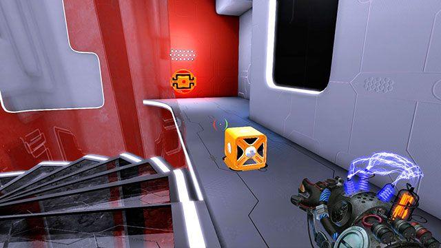 Stań z boku - Advanced Platform - Akt I - Magrunner: Dark Pulse - poradnik do gry