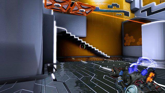 Ukryte schody - Platform Test - Akt I - Magrunner: Dark Pulse - poradnik do gry