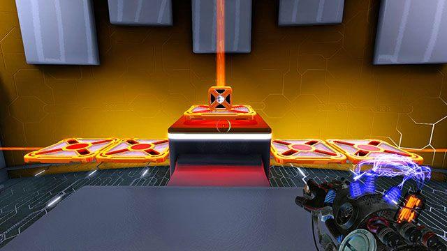 Piękne podium - Platform Test - Akt I - Magrunner: Dark Pulse - poradnik do gry