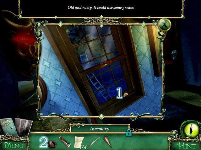 Następnie podchodzimy do okna - Muzeum - Solucja - 9 Poszlak: Tajemnica Serpent Creek - poradnik do gry
