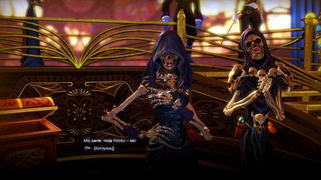 Ophelia ma bodaj najciekawszą historię - Księżniczki - Faza Kruka - Divinity: Dragon Commander - poradnik do gry