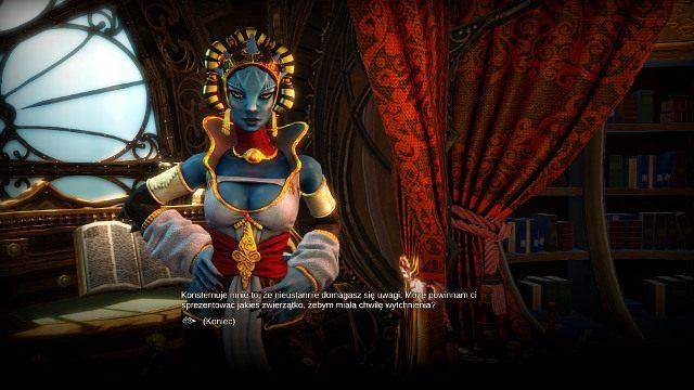 Camila będzie stać na straży sprawiedliwości - Księżniczki - Faza Kruka - Divinity: Dragon Commander - poradnik do gry