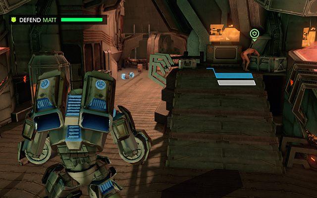 Nagi Matt w poszukiwaniu części do robota - #8 - Zero Cool - Opis przejścia - Saints Row IV - poradnik do gry