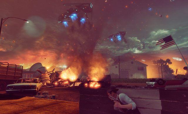 Ameryka stanęła w ogniu. - 1 - Inwazja! - Misje - The Bureau: XCOM Declassified - poradnik do gry