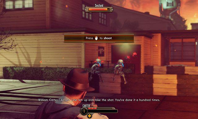 Strzał w głowę na ogół likwiduje zagrożenie. - 1 - Inwazja! - Misje - The Bureau: XCOM Declassified - poradnik do gry