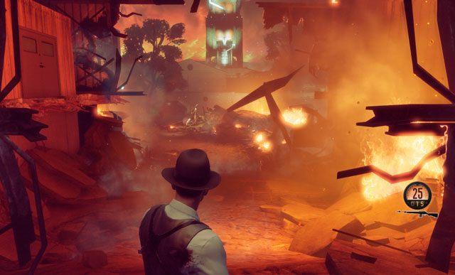 W tym miejscu przeciwnicy są nieśmiertelni. - 1 - Inwazja! - Misje - The Bureau: XCOM Declassified - poradnik do gry