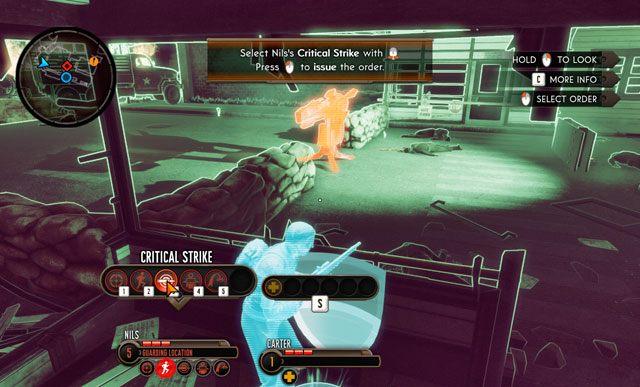 Strzał krytyczny to jedna z najprzydatniejszych umiejętności snajpera. - 1 - Inwazja! - Misje - The Bureau: XCOM Declassified - poradnik do gry