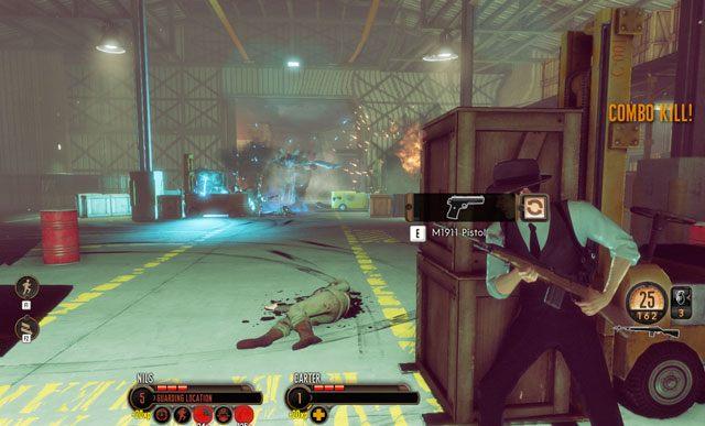Ostrzał artyleryjski to jedna z najpotężniejszych umiejętności w grze. - 1 - Inwazja! - Misje - The Bureau: XCOM Declassified - poradnik do gry