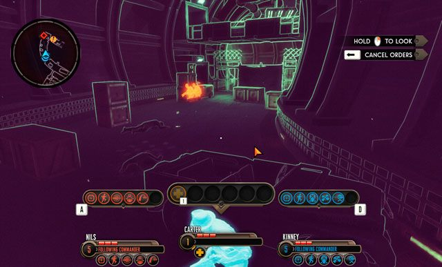 Ukrytych przeciwników można wykurzyć dzięki granatom. - 1 - Inwazja! - Misje - The Bureau: XCOM Declassified - poradnik do gry