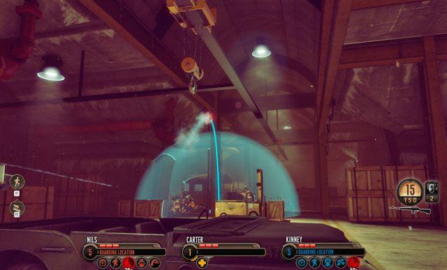 Przy rzucaniu granatów trzeba uważać - mogą się odbić od przeszkód i wrócić do gracza. - 1 - Inwazja! - Misje - The Bureau: XCOM Declassified - poradnik do gry