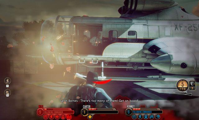 Ucieczka to jedyny sposób na zwycięstwo. - 1 - Inwazja! - Misje - The Bureau: XCOM Declassified - poradnik do gry