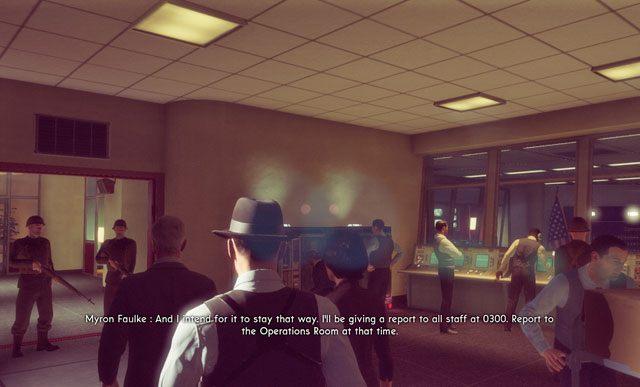 Witaj w Biurze! - 1 - Wizyta w bazie I - Witamy w XCOM - Misje - The Bureau: XCOM Declassified - poradnik do gry