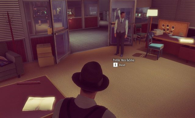 Agenci Biura najwyraźniej lubią wiedzieć, z kim współpracują. - 1 - Wizyta w bazie I - Witamy w XCOM - Misje - The Bureau: XCOM Declassified - poradnik do gry