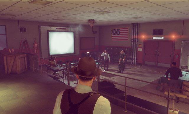 Agenci nie tracą czasu. - 1 - Wizyta w bazie I - Witamy w XCOM - Misje - The Bureau: XCOM Declassified - poradnik do gry
