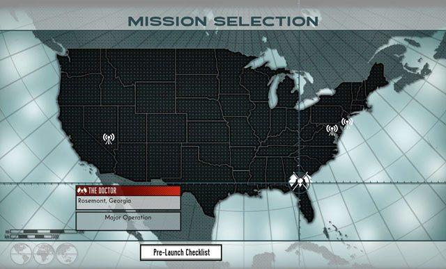Na początku nie masz żadnego wyboru - istnieje tylko jednak misja. - 1 - Wizyta w bazie I - Witamy w XCOM - Misje - The Bureau: XCOM Declassified - poradnik do gry