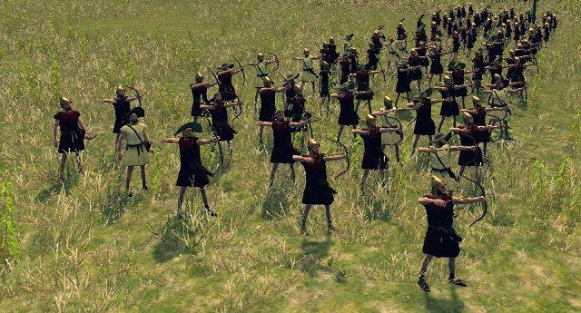 Jest to lekkozbrojna konnica, służąca raczej jako oddziały wsparcia, niż główna siła uderzeniowa - Jednostki lądowe - Wojsko - Total War: Rome II - poradnik do gry